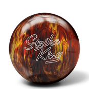 Шар Strike King Red/Gold Pearl