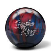 Шар Strike King Blue/Red Pearl